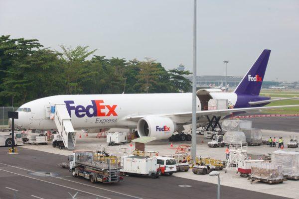 Máy bay vận tải Fedex