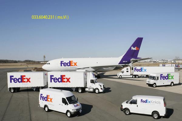 Chuyển phát nhanh FEDEX tại Huế