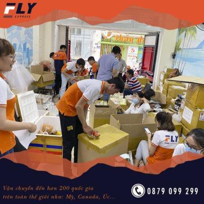 Fly Express - Đối tác Fedex